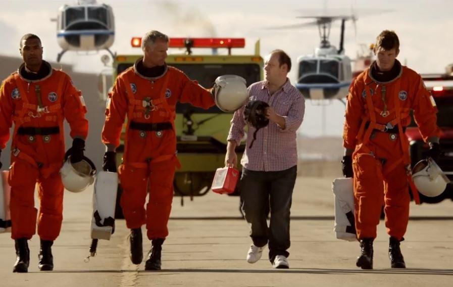 Money Supermarket - Astronaut