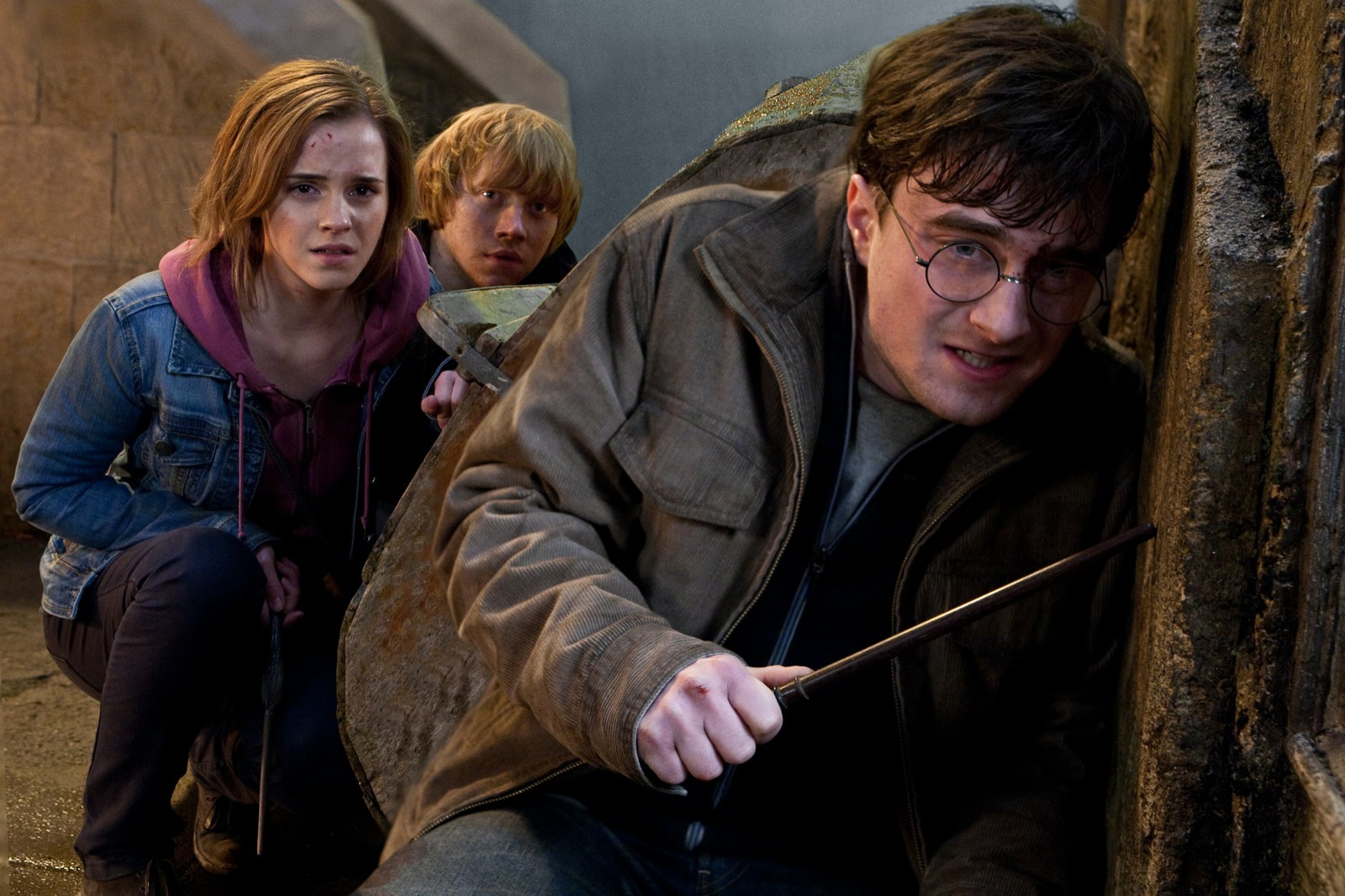 HARRY POTTER AND THE DEATHLY HALLOWS PT. II