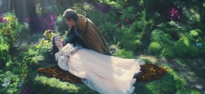 Geico - Sleeping Beauty