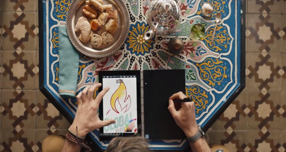 Lenovo - Yoga Book
