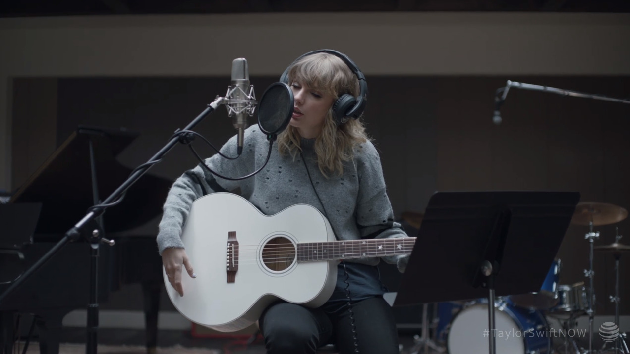 AT&T - Taylor Swift Now