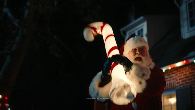 Santa Freak Out