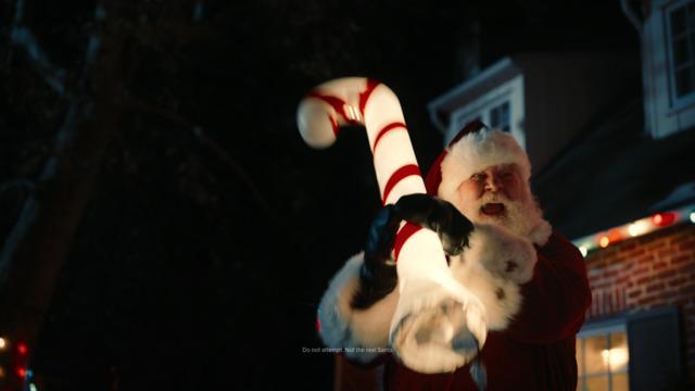 Santa Freak Out