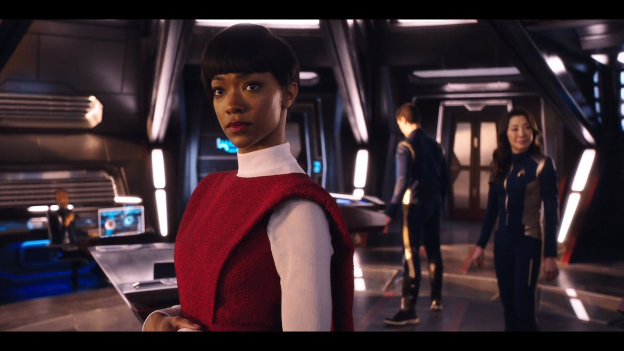 Star Trek: Discovery Reel 2019