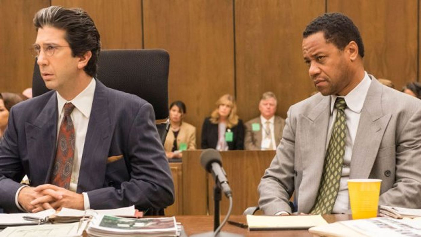 American Crime Story: The People vs OJ