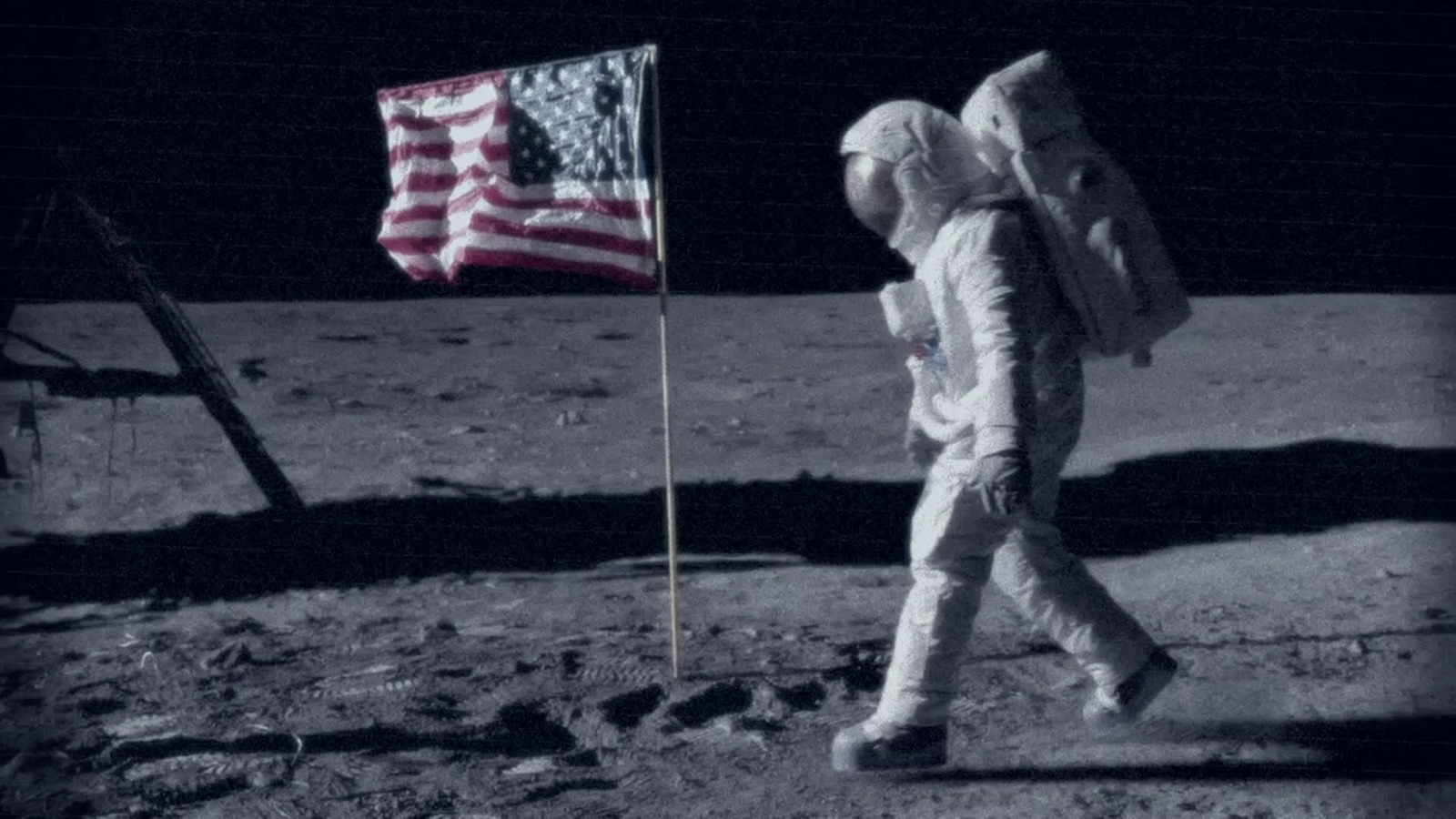 Indeed - Moon Landing